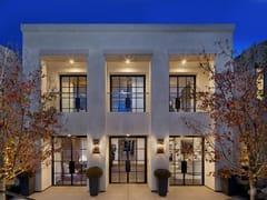 Porta-finestra a taglio termico in bronzo architettonicoBRONZOFINESTRA B64 TT - MOGS SRL UNIPERSONALE