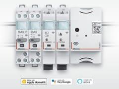 Interruttori modulari smartBTDIN with Netatmo - BTICINO