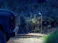 Paletto luminoso a LED in metalloBUBKA BOLLARD - DAVIDE GROPPI