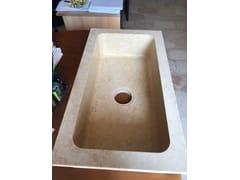Lavello in pietra naturaleLavello in pietra naturale - NATURALMENTE PUGLIA