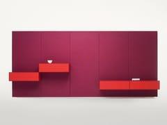 Paola Lenti, BUILD | Pannello acustico a parete  Pannello acustico a parete