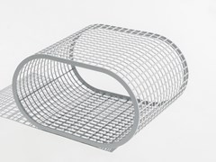 Tavolino rettangolare in alluminioBUIT | Tavolino - GANDIA BLASCO