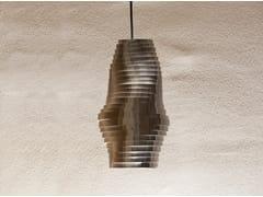 Lampada a sospensione a LED in acciaio inoxBUMBLEBEE | Lampada a sospensione - BRILLAMENTI BY HI PROJECT