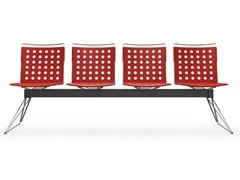 Seduta su barra in alluminioBUSY | Panca - DIEMMEBI