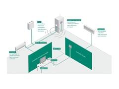 Sistema di gestione della climatizzazione da locale e remotoBUTLER - INNOVA
