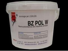 Additivo e resina per impermeabilizzazioneBZ POL W - GAIA