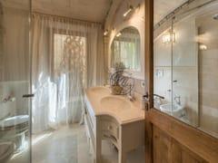 Arredo bagno completo in legnoBagno 22 - GARDEN HOUSE LAZZERINI