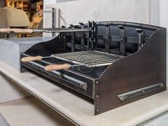 Barbecue in ferro battutoBarbecue 13 - GARDEN HOUSE LAZZERINI