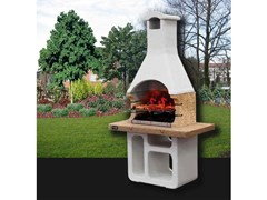 Barbecue in pietraBarbecue - ICOS