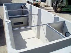 Impianto trattamento acque di prima pioggiaImpianti prima pioggia accumulo/rilancio - GAZEBO