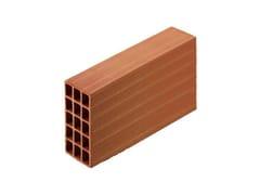 Blocchi leggeri a fori orizzontaliBlocchi leggeri 12x25x50 - WIENERBERGER
