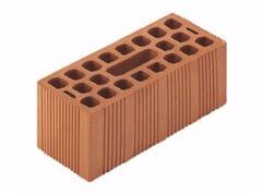 Blocco da muratura in laterizio / Blocco per tamponamento in laterizioBimattoni bolognesi 14x28x12 - WIENERBERGER