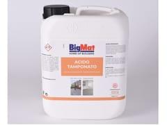 Acido ad azione controllataAcido tamponato - BIGMAT ITALIA