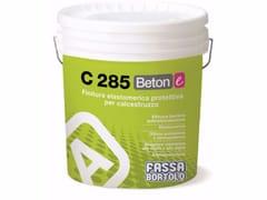 FASSA, C 285 BETON-E Finitura elastomerica protettiva per calcestruzzo