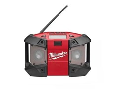 Radio compatta con connessione MP3 C12 JSR-0 - MILWAUKEE ELECTRIC TOOL CORPORATION