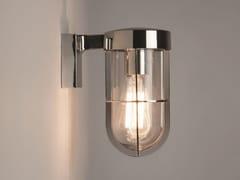 Lampada da parete per esterno in zinco CABIN | Lampada da parete per esterno in zinco - Cabin