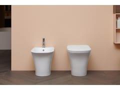 Bidet in ceramicaCABO | Bidet - ANTONIO LUPI DESIGN®