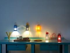 Lampada da tavolo in Laprene®CACIO&PEPE   Lampada da tavolo - IN-ES.ARTDESIGN