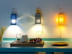 Lampada da parete in Laprene®CACIO&PEPE   Lampada da parete - IN-ES.ARTDESIGN