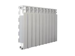 Radiatore in alluminio pressofusoCALIDOR SUPER B4 350 - 10 ELEMENTI - FONDITAL