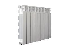 Radiatore in alluminio pressofusoCALIDOR SUPER B4 350 - 9 ELEMENTI - FONDITAL