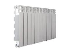 Radiatore in alluminio pressofusoCALIDOR SUPER B4 500 - 12 ELEMENTI - FONDITAL