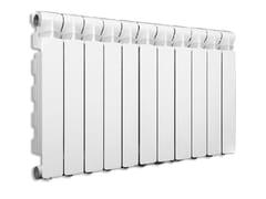Radiatore in alluminio pressofusoCALIDOR80 600 - 11 ELEMENTI - FONDITAL