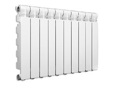 Radiatore in alluminio pressofusoCALIDOR80 700 - 10 ELEMENTI - FONDITAL