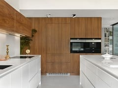 Cucina su misura con isolaCALM - ZAJC KUCHNIE