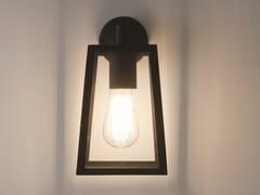 Lampada da parete per esterno in acciaio e vetroCALVI | Lampada da parete per esterno in acciaio e vetro - ASTRO LIGHTING