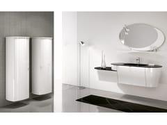 Mobile lavabo sospeso con specchioCALYPSO 02 - BMT