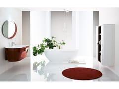 Mobile lavabo sospeso con specchioCALYPSO 03 - BMT