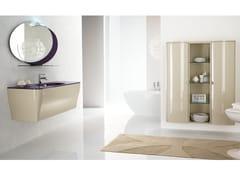 Mobile lavabo sospeso con specchioCALYPSO 05 - BMT