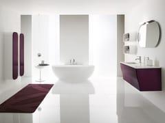 Mobile lavabo sospeso con specchioCALYPSO 08 - BMT