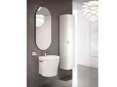Mobile lavabo sospeso con specchioCALYPSO 13 - BMT