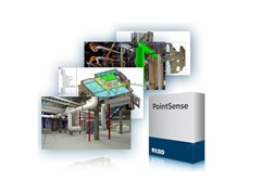 Modellazione solida 3DCAM2 PointSense 18.5 - CAM2 - GRUPPO FARO