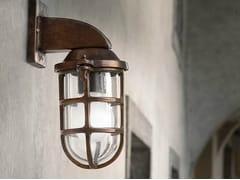 Lampada da parete a luce diretta e indiretta con braccio fissoCAMBUSA - ALDO BERNARDI