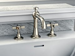 Rubinetto per lavabo a 3 fori da pianoCAMDEN | Rubinetto per lavabo a 3 fori - GRAFF