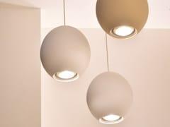 Lampada a sospensione in polimero termoplasticoCAMOUFLAGE | Lampada a sospensione - AILATI LIGHTS BY ZAFFERANO