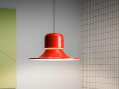 LAMPADA A SOSPENSIONE A LED IN ALLUMINIO CON DIMMERCAMPANA - STILNOVO