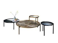 Tavolino da caffè rotondoCAMPOS | Tavolino - SOVET ITALIA