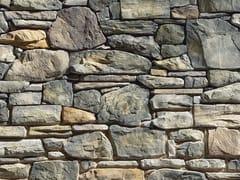 Rivestimento di facciata in pietra artificialeCAMUNA P05 - GEOPIETRA®