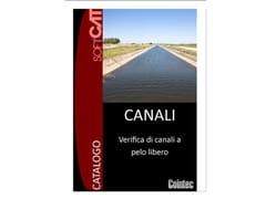 COINTEC, CANALI Verifica della sezione idraulica