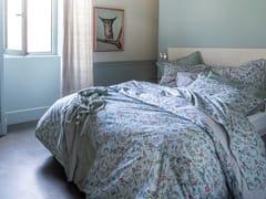 Coordinato letto double face stampato in cotone con motivi florealiCANDIDE | Coordinato letto - ALEXANDRE TURPAULT