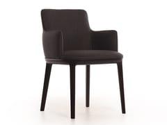 CANDY | Sedia con braccioli