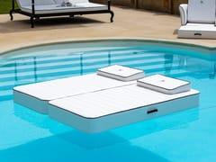 Lettino galleggiante doppioCANOPO FLOATING | Arredo galleggiante - DFN