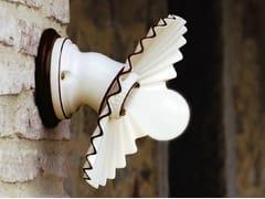 Lampada da parete con braccio fissoCAPPE | Lampada da parete - ALDO BERNARDI
