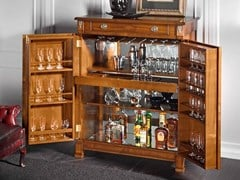 Mobile bar in ciliegio CAPRICCI | Mobile bar - PRESTIGE