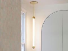 Lampada a sospensione a LED in alluminio verniciato a polvereCAPSULE ALAS - CAMERON DESIGN HOUSE