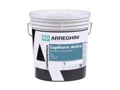 Rivestimento termoisolante per esterno antimuffa antialgaCAPTHERM ACTIVE - CAP ARREGHINI